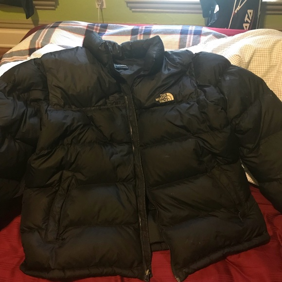 0c72594af North Face XXL/TTG Black 700 Fill Nuptse Jacket